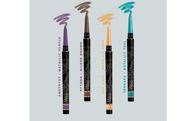Nowość: Ultra Last Eyeliner- Amethyst, Python, Tangara, Sun Gold