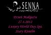 23 Sty. 2012 : Dzień Makijażu w Luxury World Day Spa