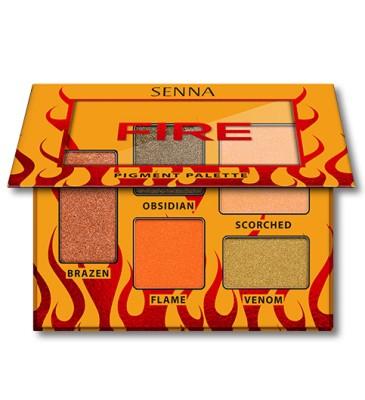Fire Pigment Palette